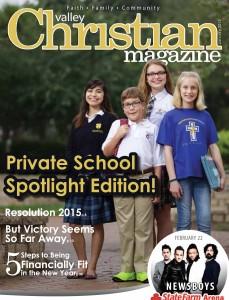 Valley Christian Magazine January 2015