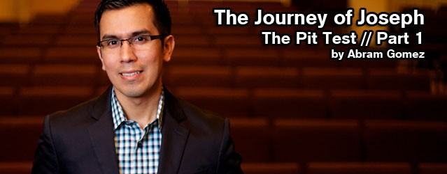 The Journey of Joseph :: The Pit Test
