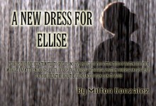 A new dress for Ellise…