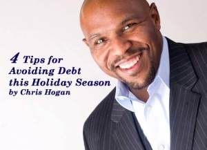 Chris Hogan 4 tips avoid debt